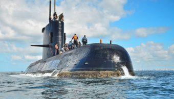 Jueza de caso de submarino argentino dice que reflotarlo puede alterar las pruebas