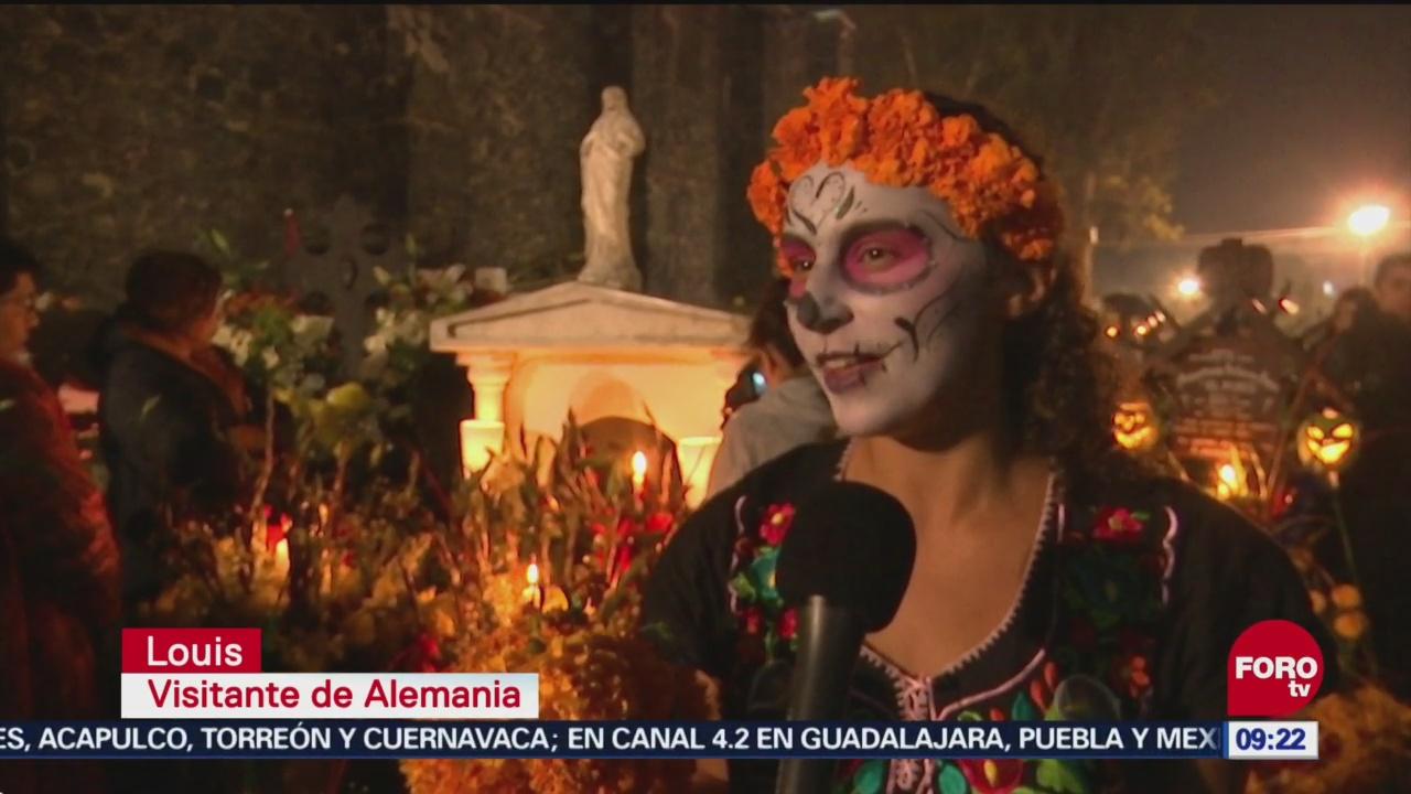 Tradiciones San Andrés Míxquic Cautivan Visitantes