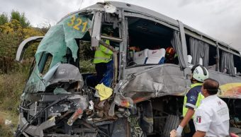 autobus pasajeros tractocamion equipo femenil guanajuato