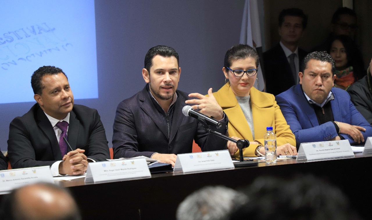 Hidalgo albergará Festival Nacional del Conocimiento