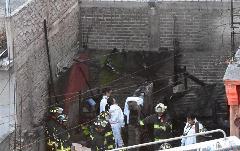 Dan a conocer causas de incendio donde murieron 7 niños en Iztapalapa