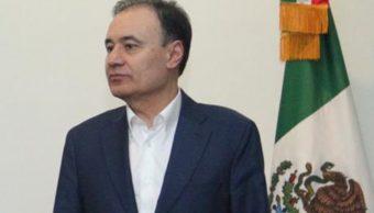 Durazo anuncia acuerdo de seguridad con Conago