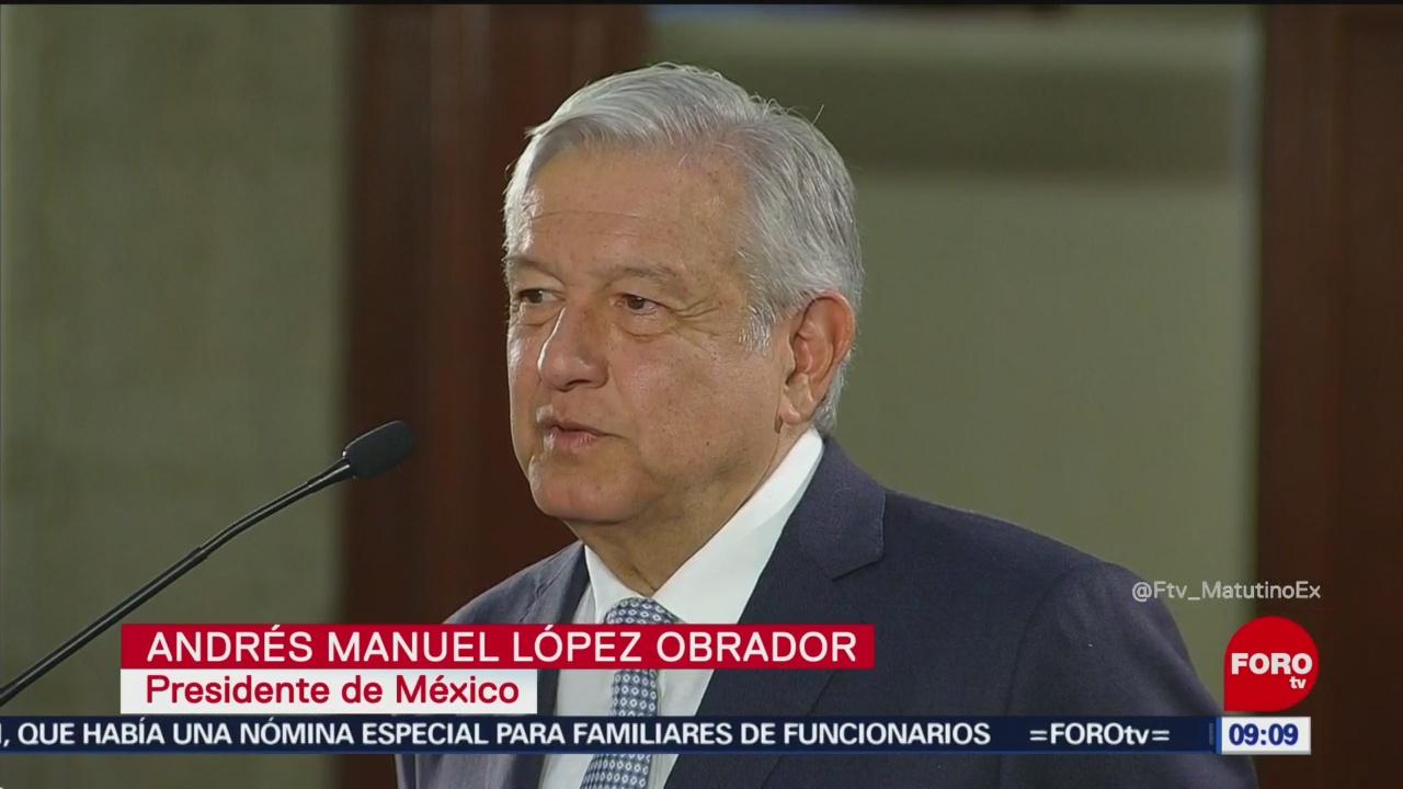AMLO dice que se respetará decisión del TEPJF sobre elección en Puebla
