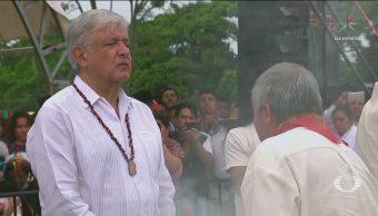 AMLO Pide Empresarios Invertir Tren Maya