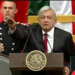 AMLO toma protesta como Presidente de México