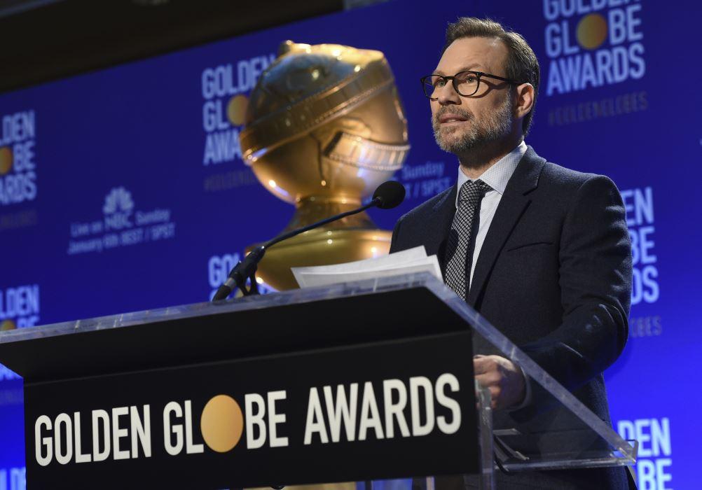 Anuncian nominados a los Premios Globos de Oro
