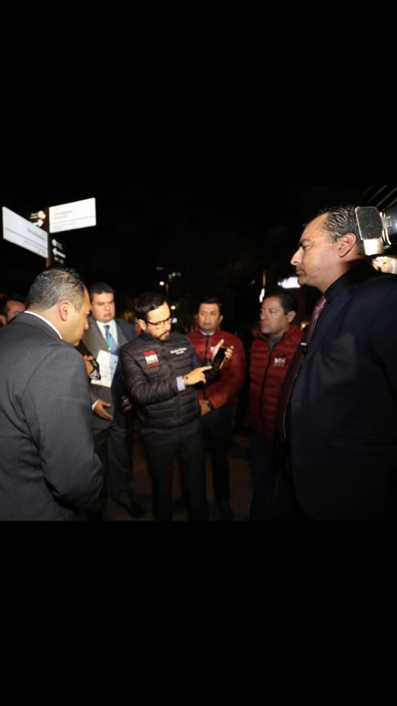 Arranca operativo de seguridad en bares de Polanco