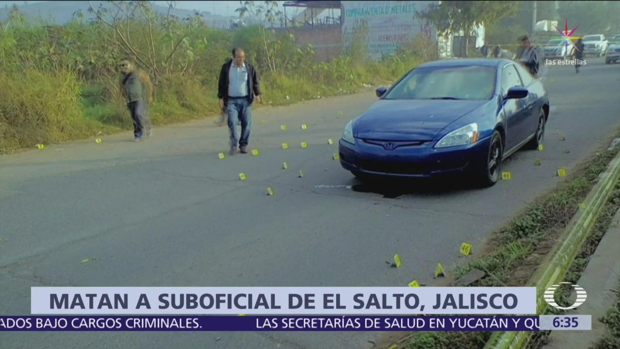 Asesinan a mando policiaco de El Salto, Jalisco