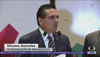 Aureoles presentará controversia constitucional contra superdelegados
