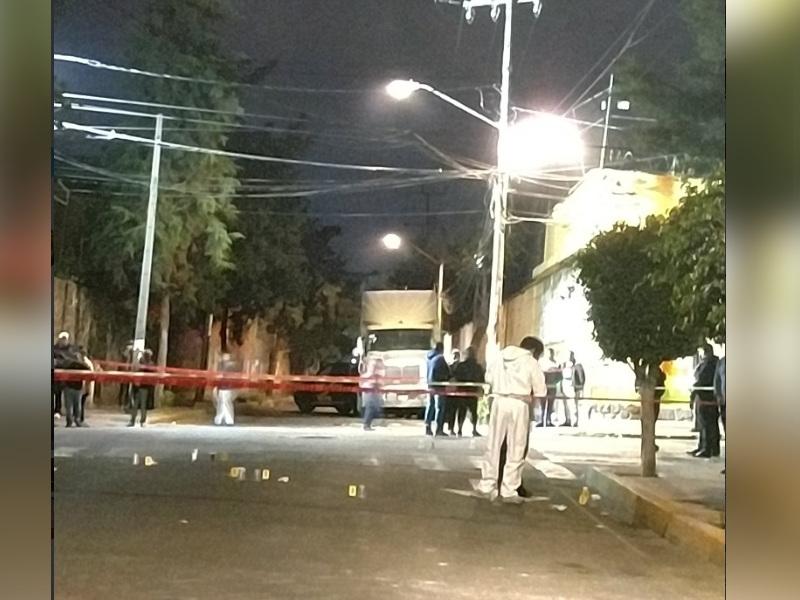 Balaceras dejan muerto y heridos en Álvaro Obregón Miguel Hidalgo