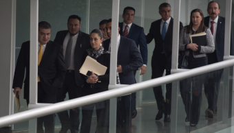 Sheinbaum retira escoltas de SSP a empresarios y funcionarios