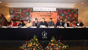 Más del 50% de población en riesgo de ser víctima de violencia de género: CNDH