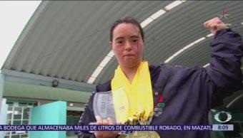 Día Internacional de las Personas con Discapacidad: Dunia Camacho, historia de éxito