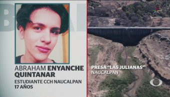 Encuentra Cuerpo De Abraham Enyanche Quintanar