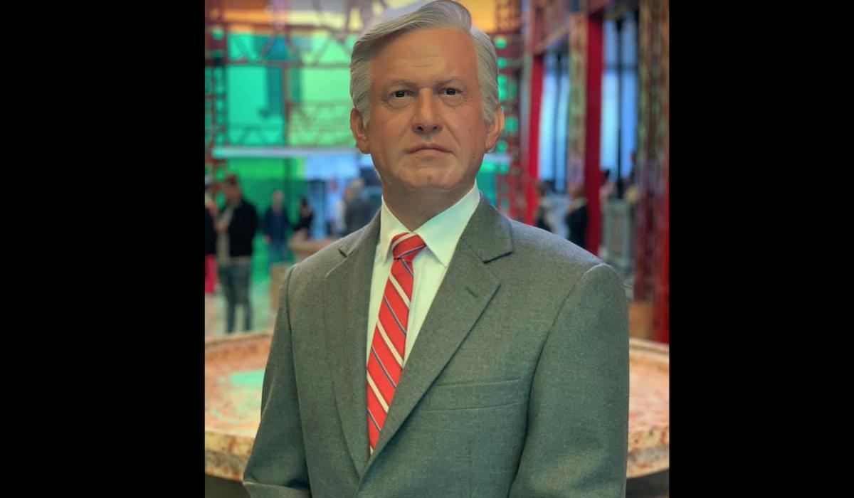 López Obrador Ya Tiene Figura Cera