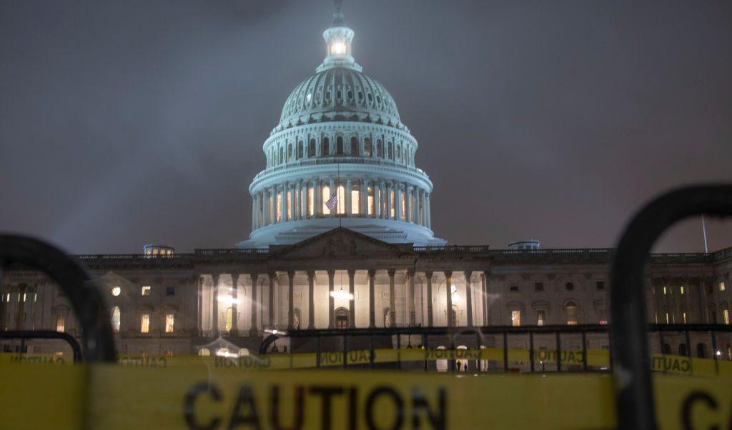 Cierre de Gobierno de Estados Unidos es seguro