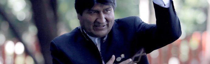 Bolivia: Dan luz verde a candidatura presidencial de Evo