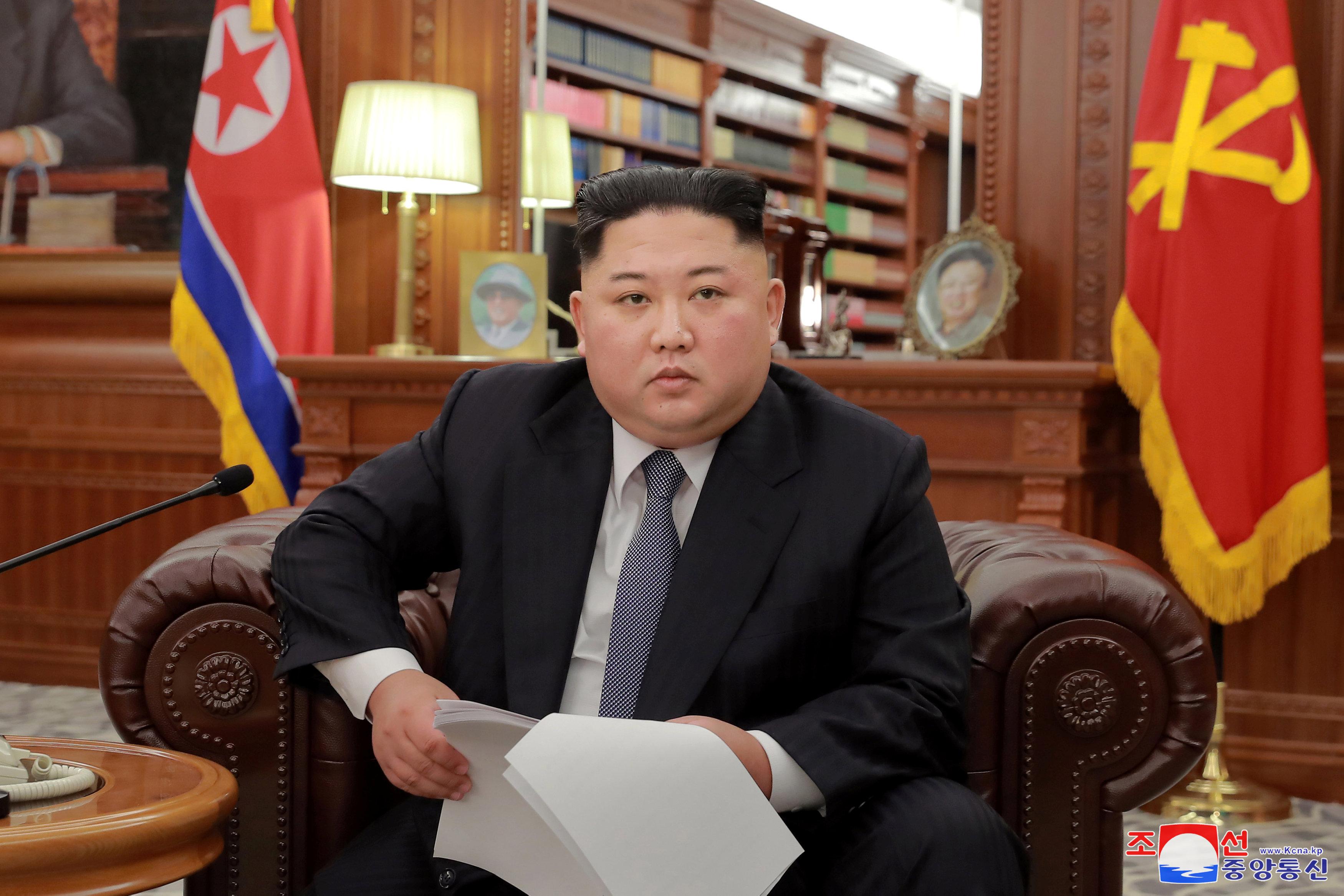 Kim plantea cambiar de actitud si EEUU mantiene sanciones