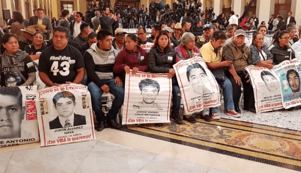 Encinas: Comisión del caso Ayotzinapa retomará 'investigación trunca' de PGR