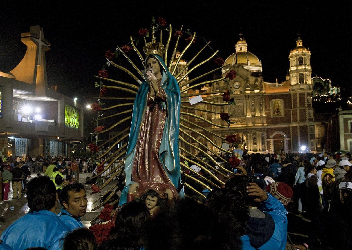 Habrá 'Ley seca' en GAM por Día de la Virgen de Guadalupe
