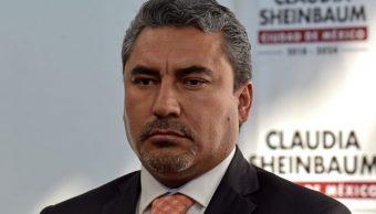 Bomberos de la CDMX protestan por nombramiento de Juan Manuel Pérez Cova como nuevo director