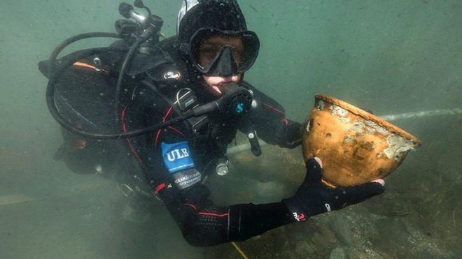 Lago Titicaca en Bolivia tendrá sorprendente museo submarino