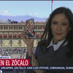 Miles disfrutan de espectáculos culturales en el Zócalo por celebración de AMLO