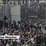 AMLO deja el Congreso para dirigirse a Palacio Nacional