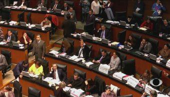 Ley De Ingresos Avanza En El Senado