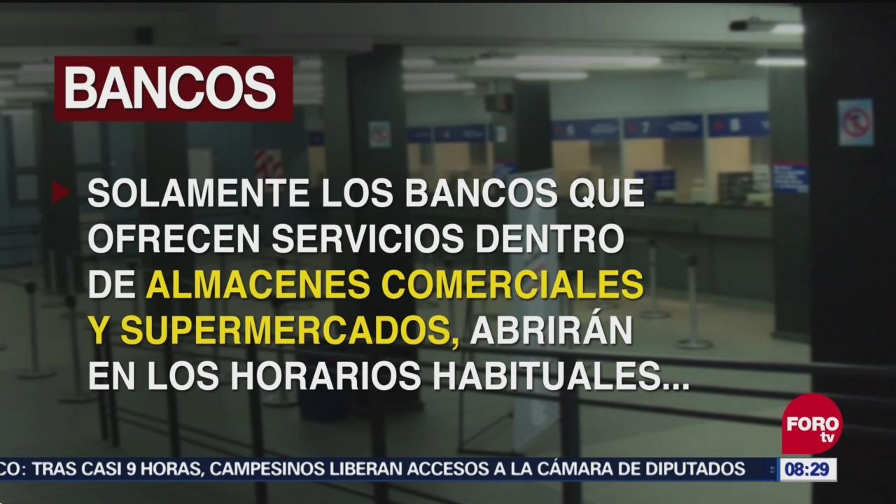 Los Bancos No Abren Este 25 De Diciembre, Los Bancos, No Abren, 25 De Diciembre, Excepto Bancos Que Ofrecen Servicios Centros Comerciales