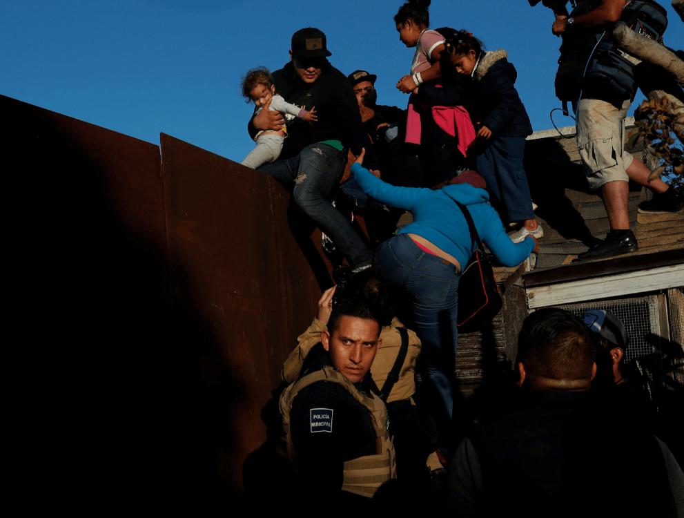 EU: Muerte de niña se hubiera evitado con leyes migratorias