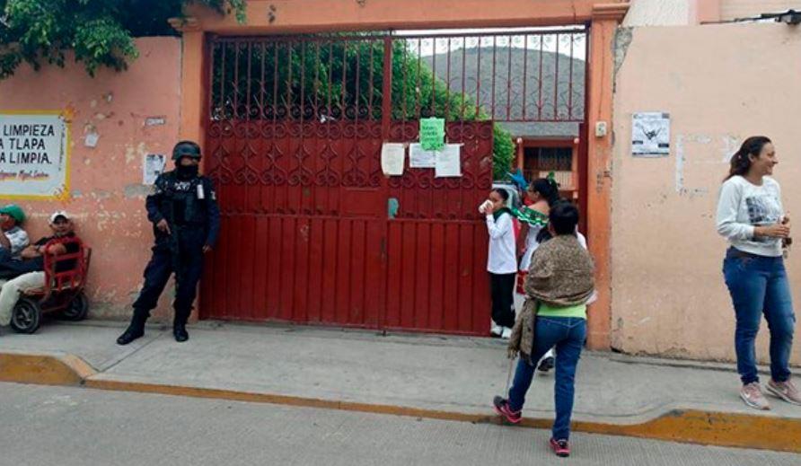mplementan vigilancia en escuelas de Acapulco por amenazas