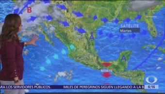 Pronostican ambiente muy frío en la mayor parte de México