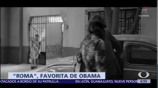 'Roma' es una de las películas favoritas de Obama