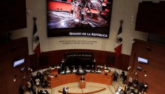 Senadores aprueban en lo general la Ley de Ingresos 2019