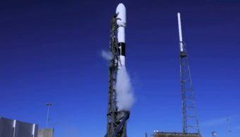 SpaceX lanzará satélite espía para militares de EEUU