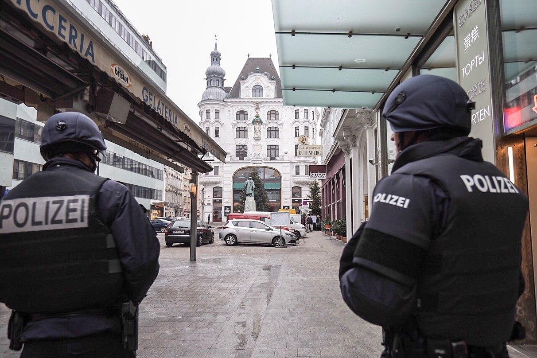 Tiroteo en Viena deja un muerto y un herido