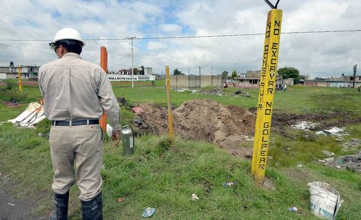 PGR asegura 30 mil litros de huachicol en Silao, Guanajuato