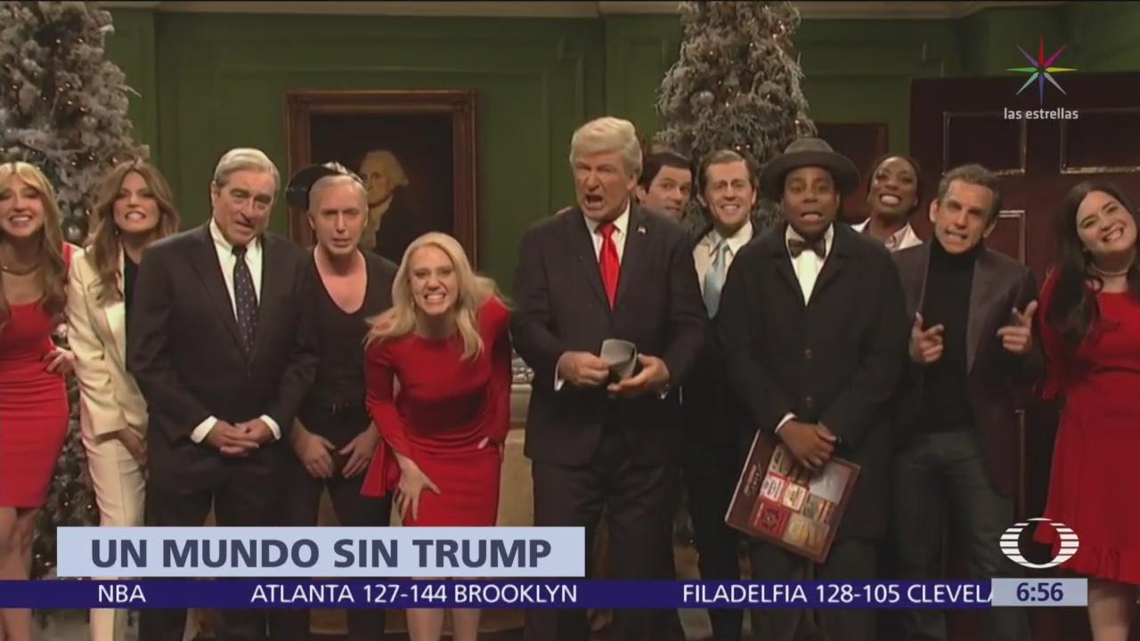 Trump arremete contra Saturday Night Live