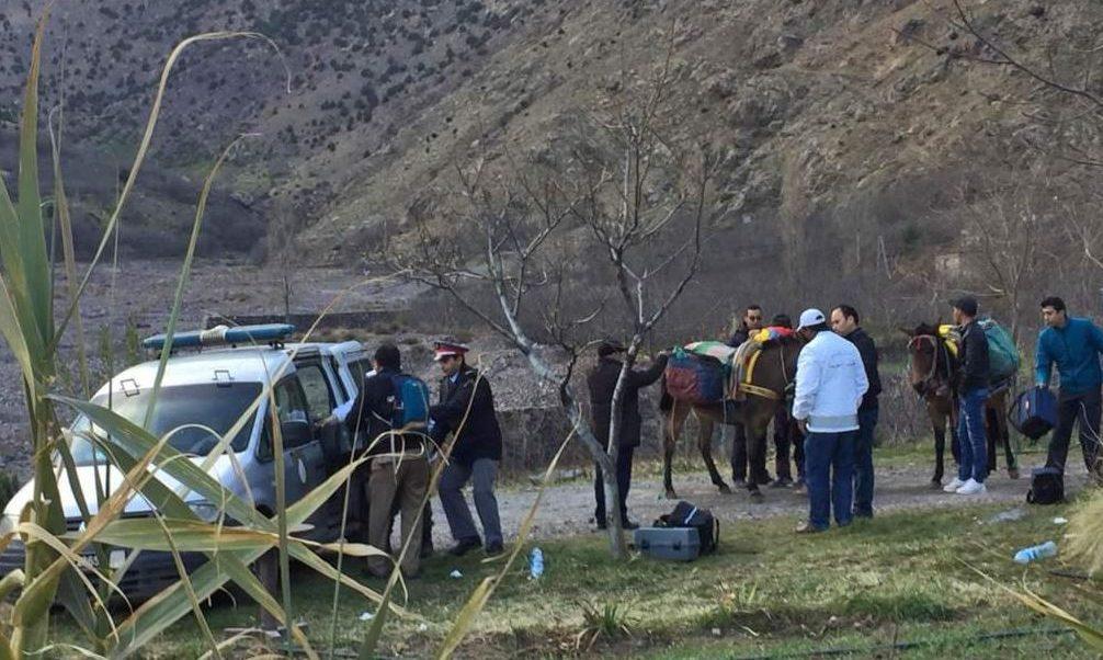 marruecos arresta cuatro sospechosos degollar turistas escandinavas