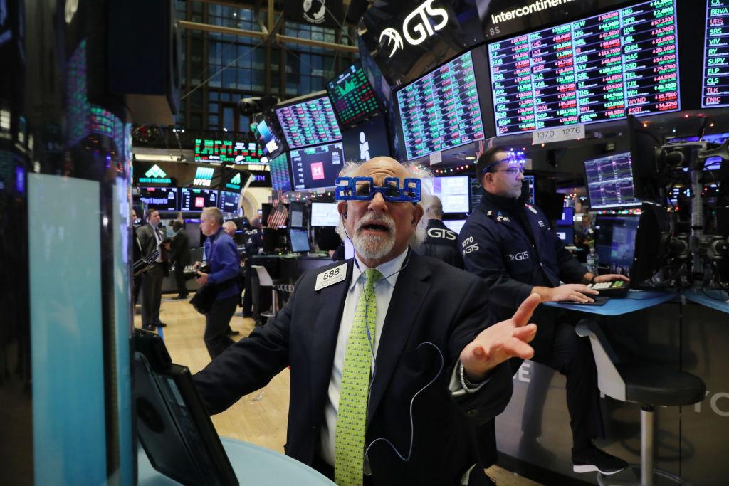 2018, peor año de Wall Street tras crisis económica de 2008
