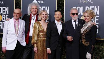 bohemian rhapsody gana como mejor pelicula de drama en globos de oro