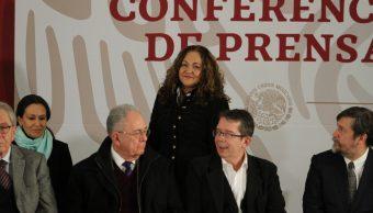 Sanjuana Martínez, primera mujer en dirigir Notimex