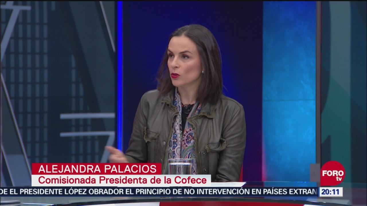 Alebrijes entrevistan a la presidenta de la Cofece