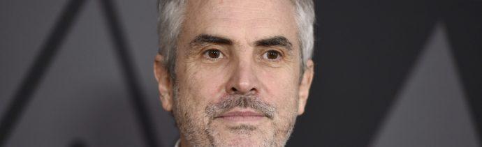 Alfonso Cuarón, contento por nominaciones Oscar para 'Roma'