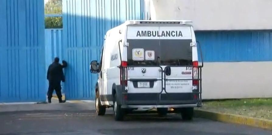 Andrés Granier sale del Reclusorio Sur para prisión domiciliaria