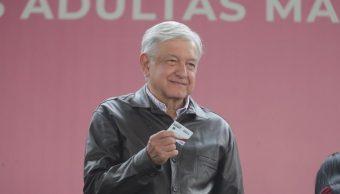 AMLO presenta Pensión para el Bienestar de los Adultos Mayores
