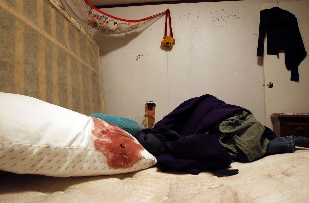 foto dakota theriot asesinato lusiana 27 enero 2019