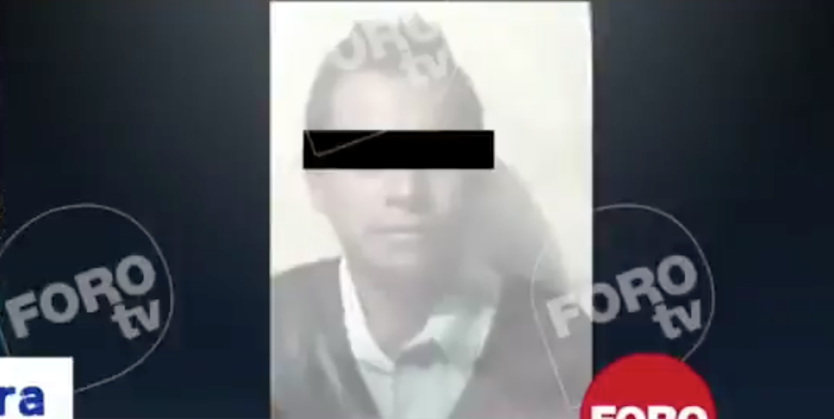 Difunden Foto Asesino Violador Niña Valle Chalco