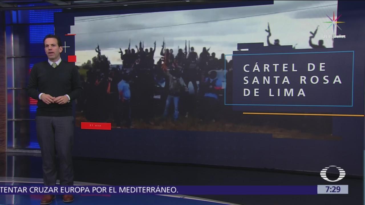 Cártel Santa Rosa de Lima se disputa huachicol en Guanajuato